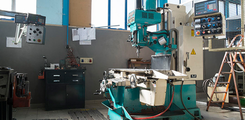Conventional Milling of bed type MAXIMART